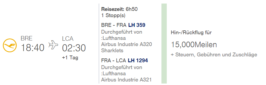 Lufthansa BRE LCA