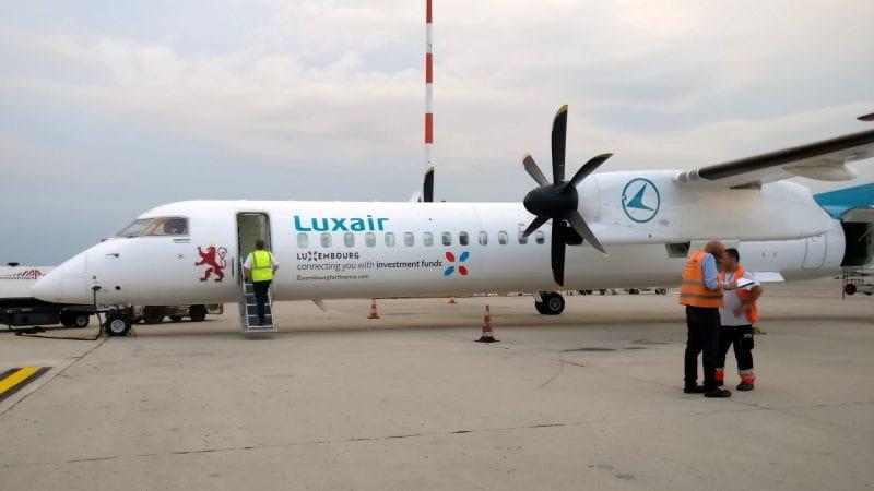 Luxair Dash Q400
