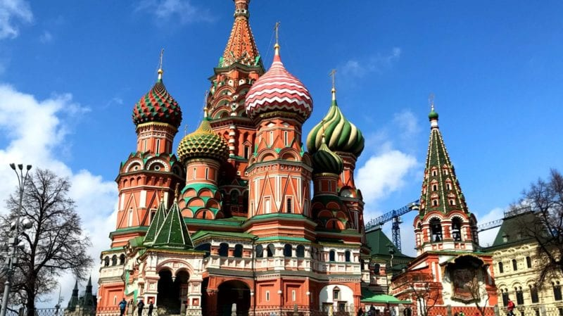 Moskau Basilius