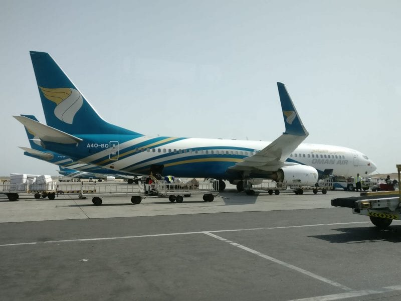 Oman Air Airbus A330 2