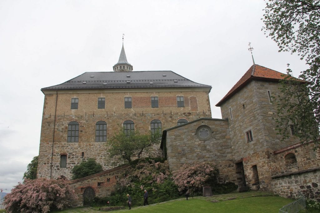 Oslo Akershus Fortress