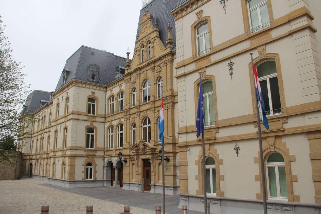 Palais Grand Ducal Luxemburg