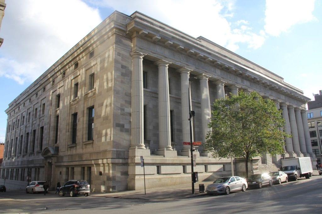 Palais de Justice Montreal 3