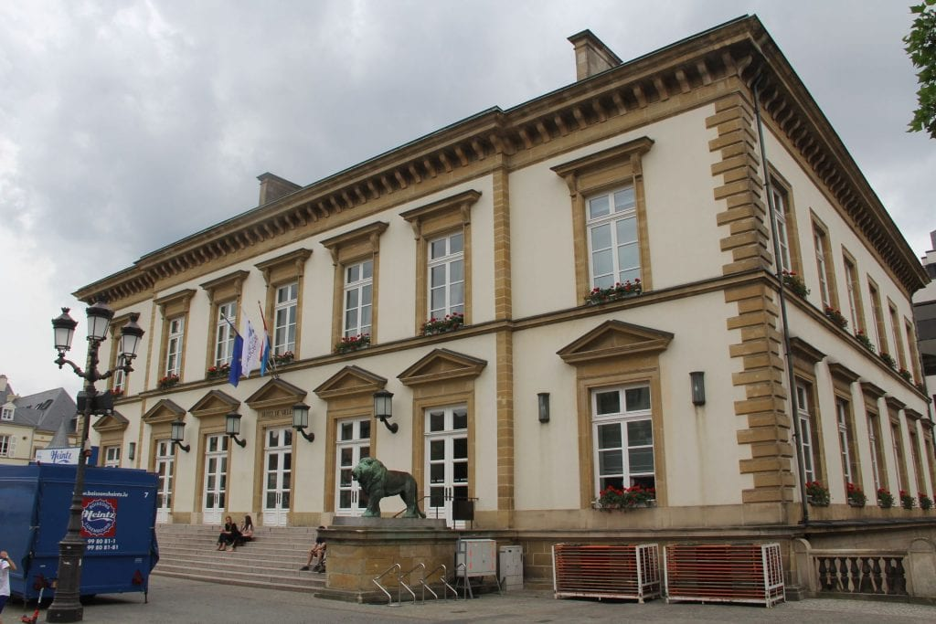 Rathaus Luxemburg
