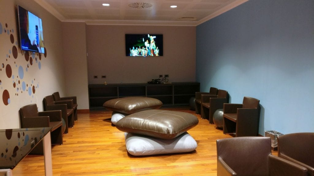 Sala Montale Milan Relaxation Room