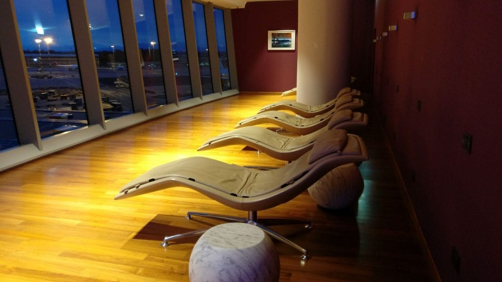 Sala Montale Milan Relaxation Room 2