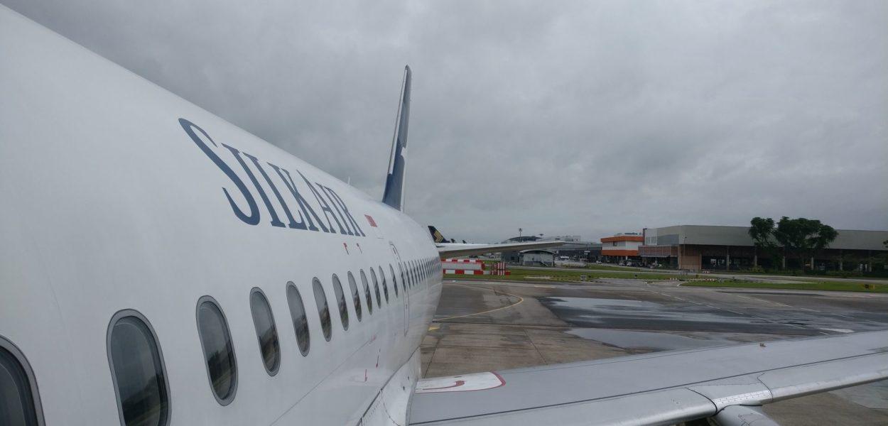 Silk Air Airbus A319