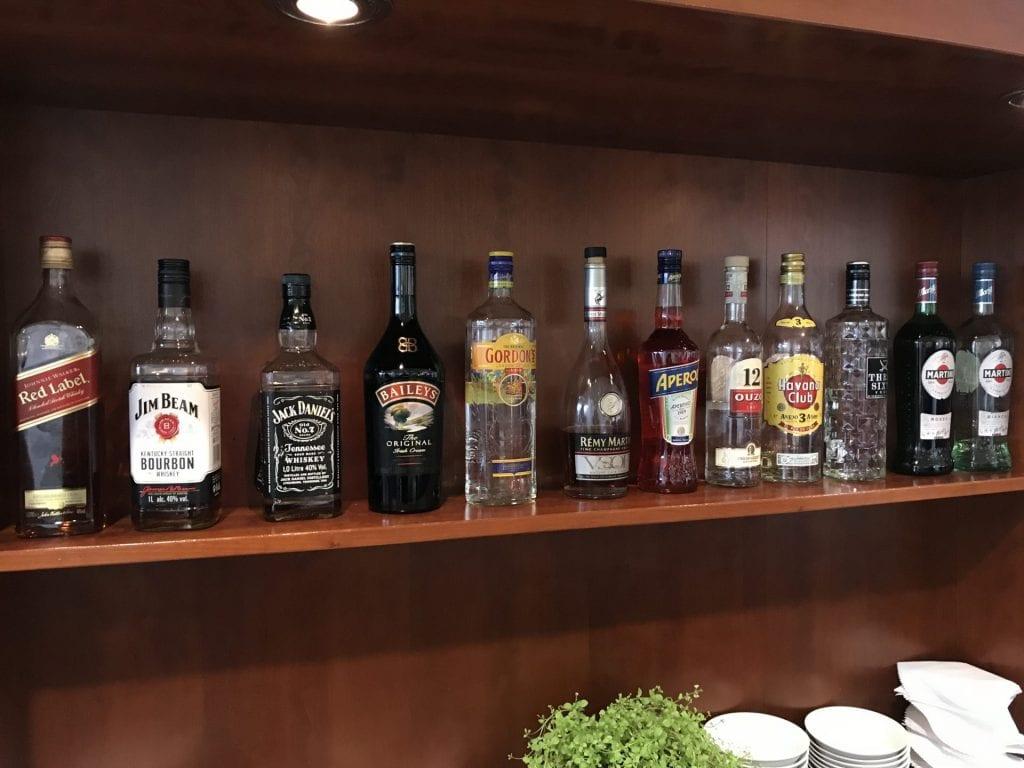 SkyLounge Frankfurt – Alkoholika