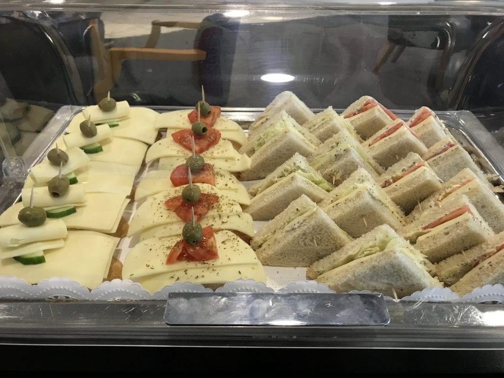 SkyLounge Frankfurt – Sandwiches