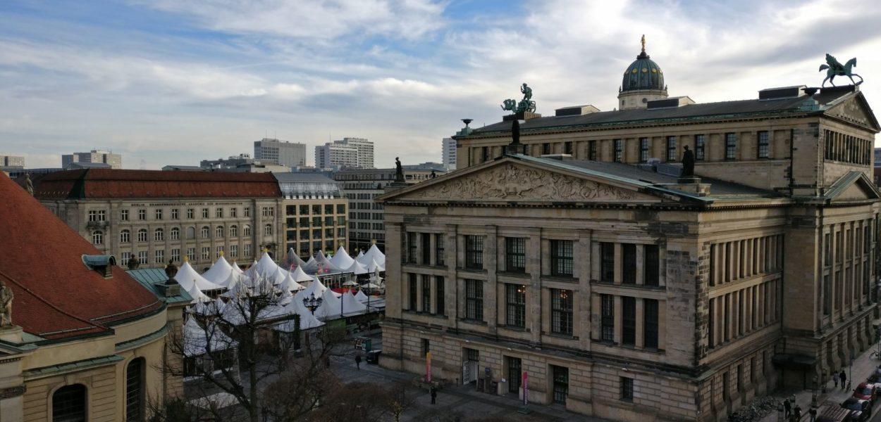Sofitel Berlin Gendarmenmarkt View