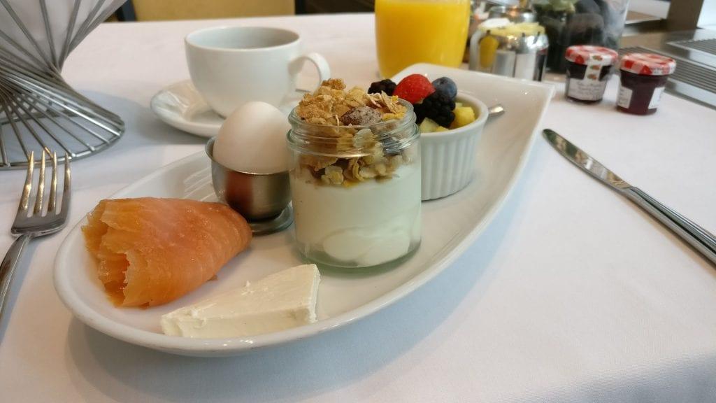 Sofitel Montreal Breakfast 2