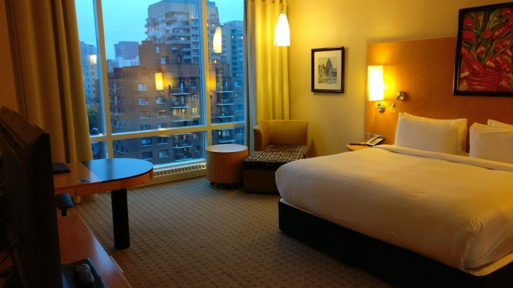 Sofitel Montreal Luxury Room 3