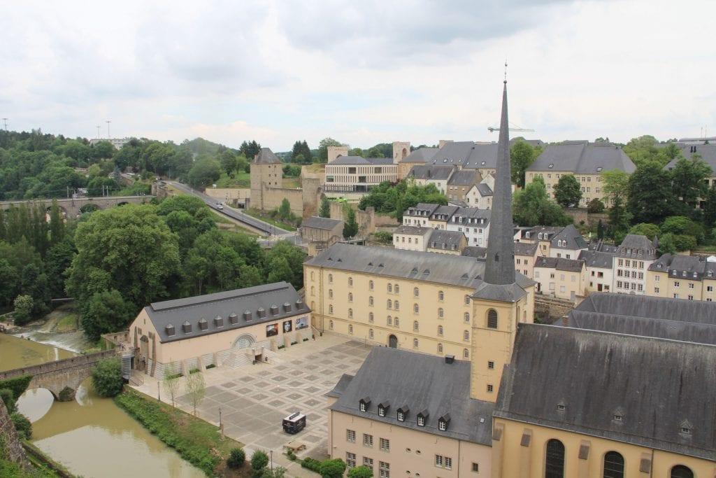 St Jean Grund Kirche Luxemburg