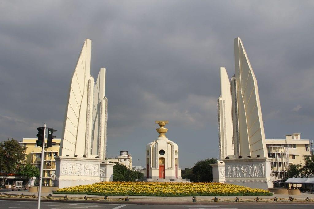 Thanon Ratchadamnoen Bangkok