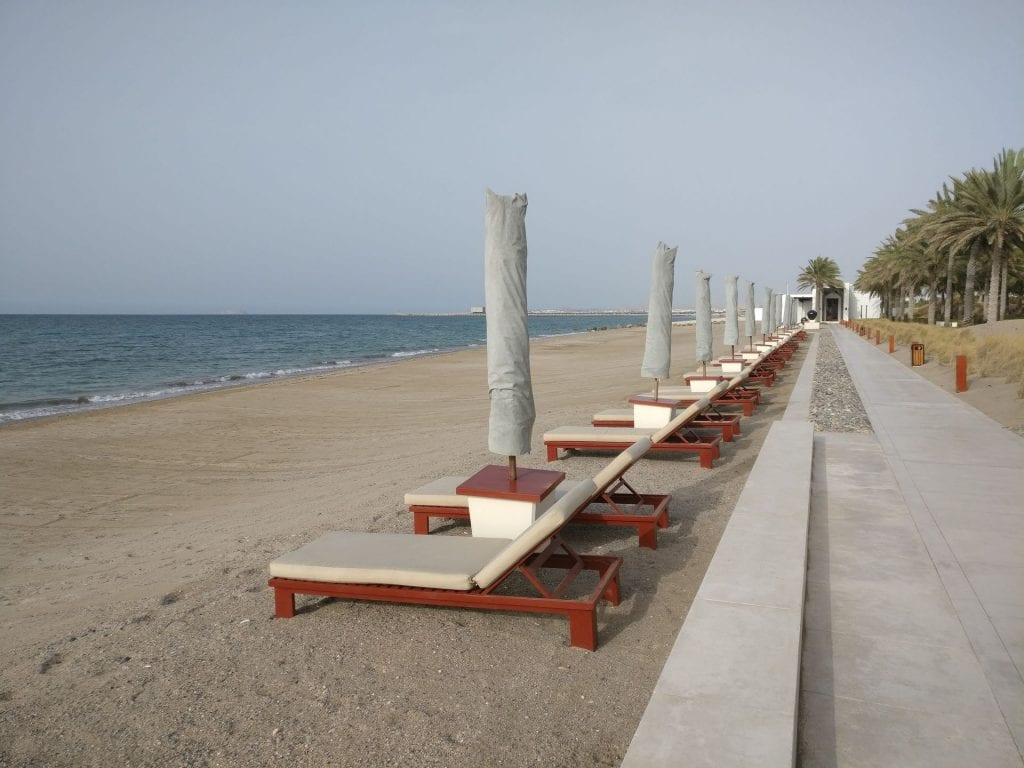 The Chedi Muscat Beach 3