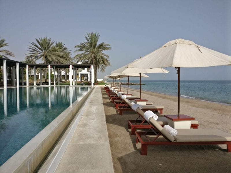 The Chedi Muscat Beach 5