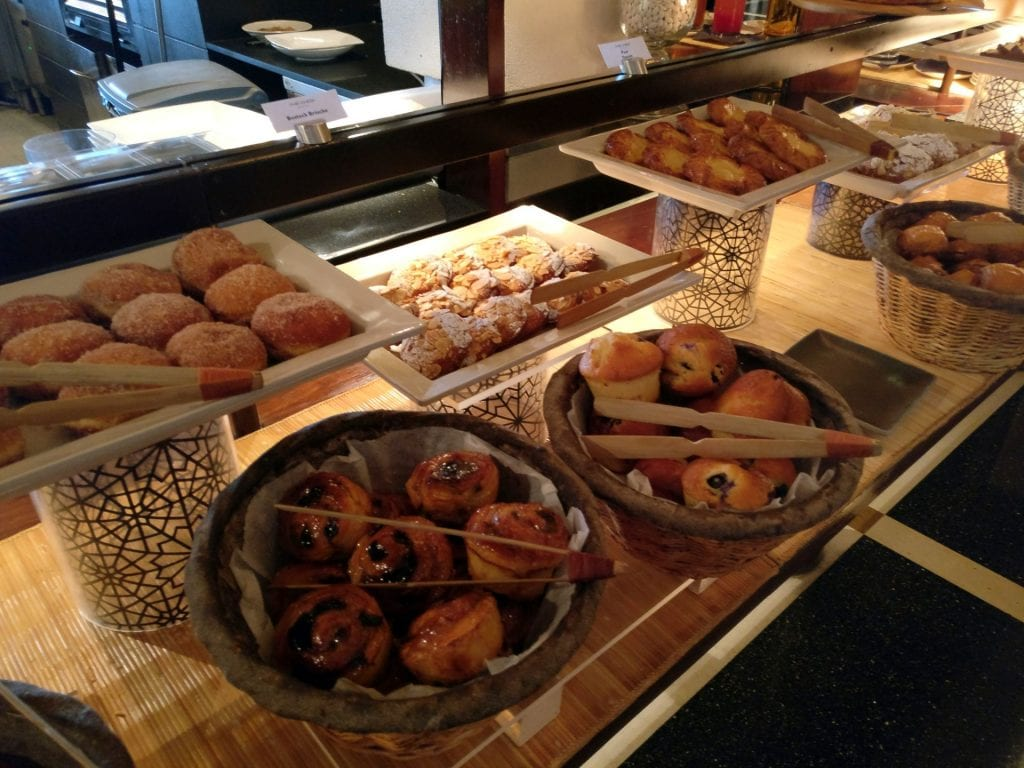 The Chedi Muscat Breakfast 4