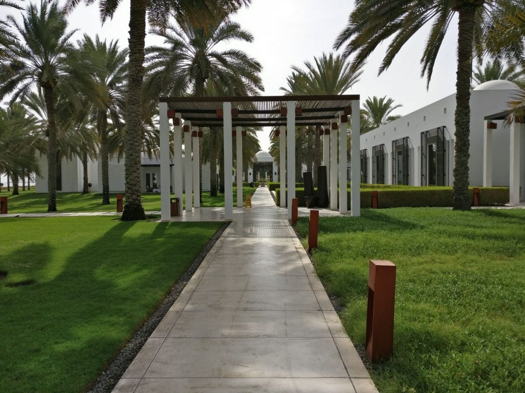 The Chedi Muscat Gardens 3