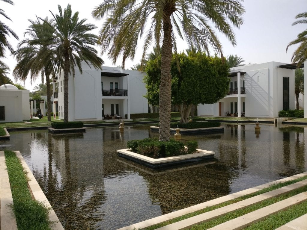 The Chedi Muscat Gardens 5