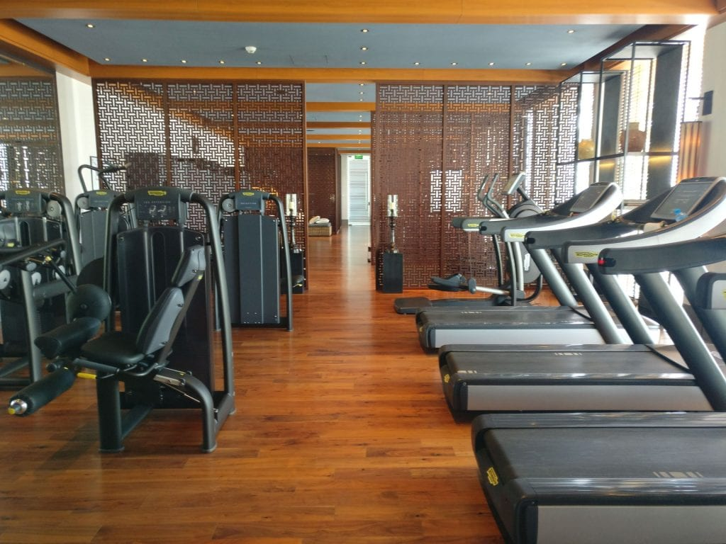 The Chedi Muscat Gym 3