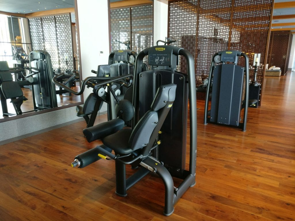 The Chedi Muscat Gym 4