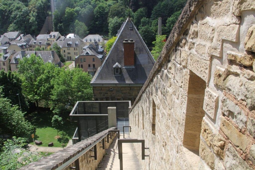 Vauban Türme Luxemburg