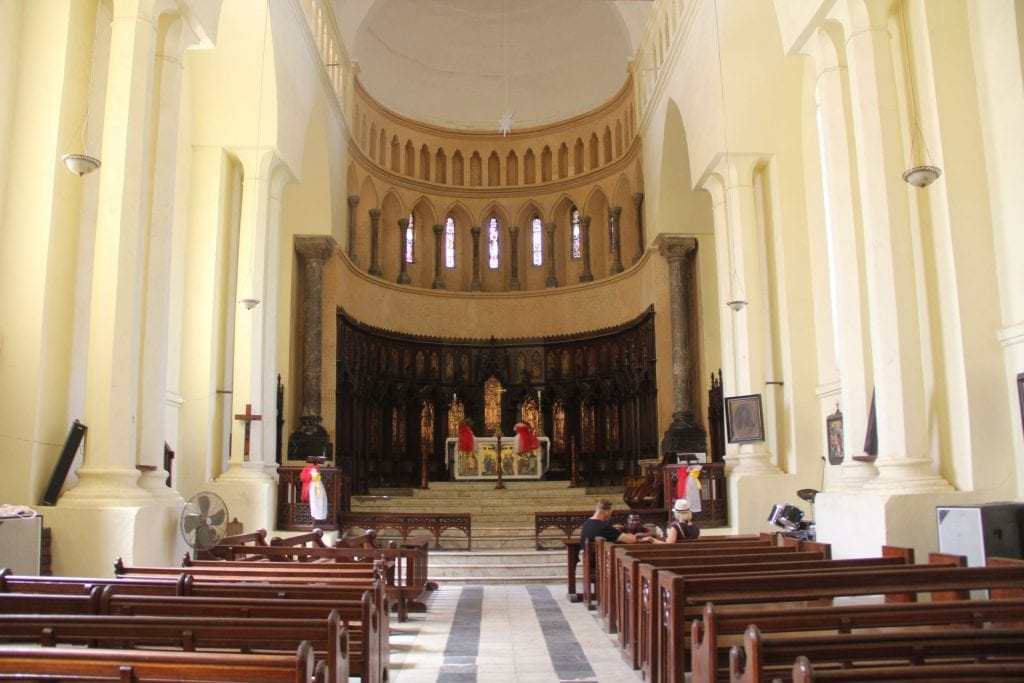 Zanzibar Stone Town Anglican Christ Church Cathedral 3