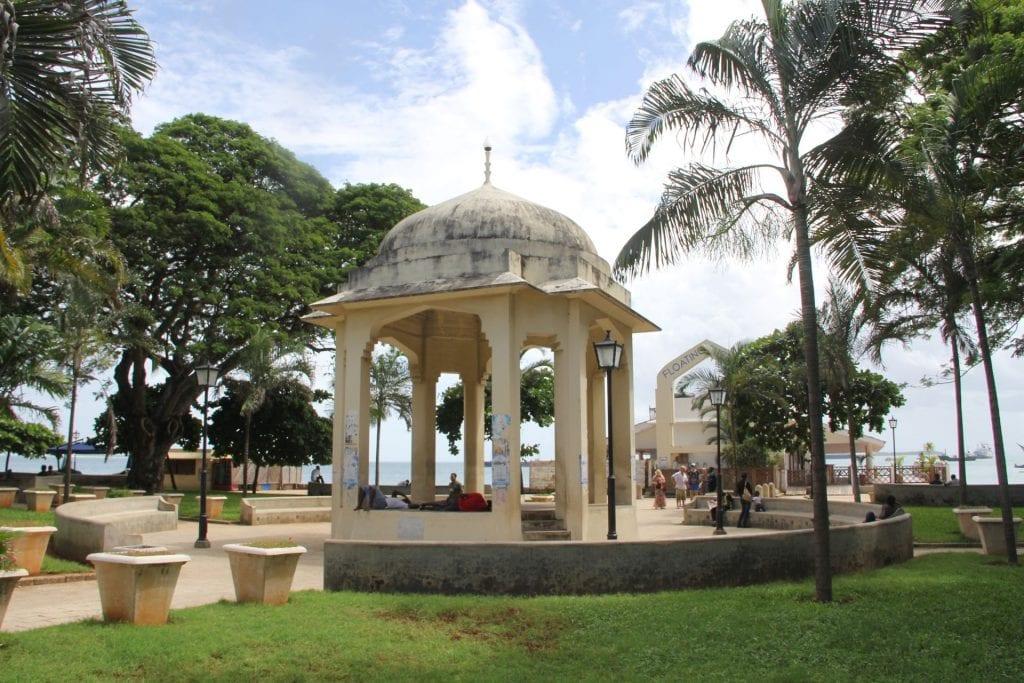 Zanzibar Stone Town Forodhani Gardens 4