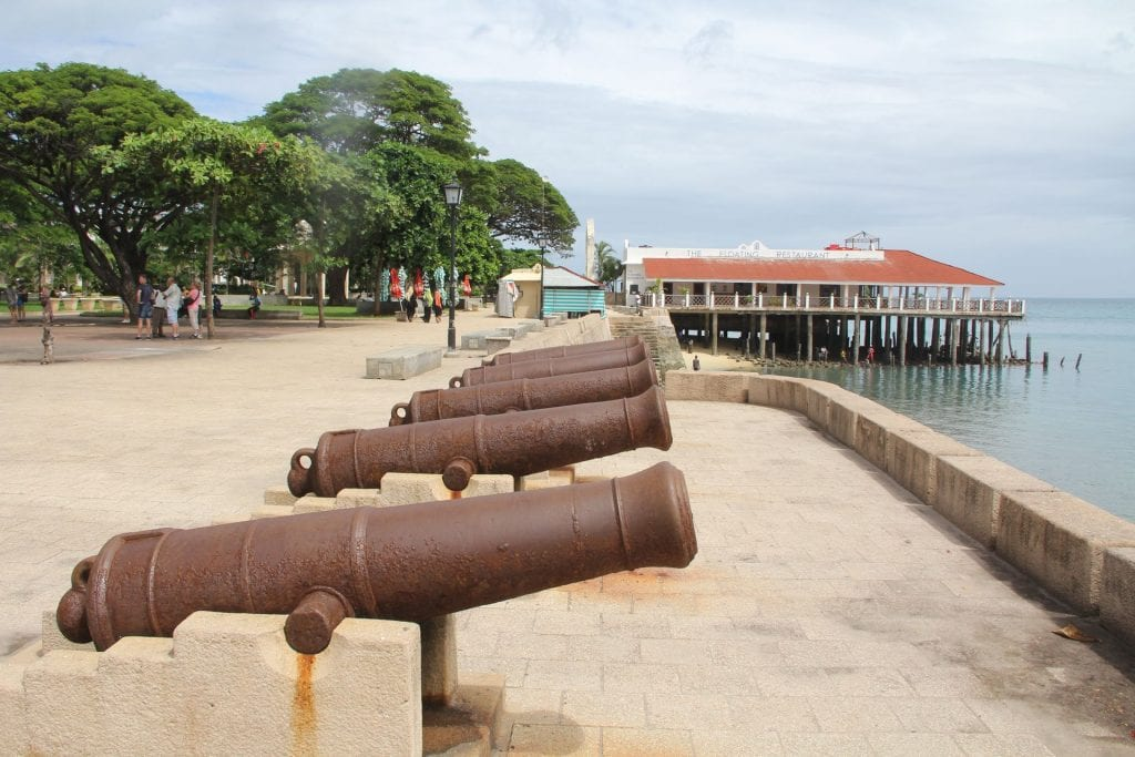 Zanzibar Stone Town Forodhani Gardens 6