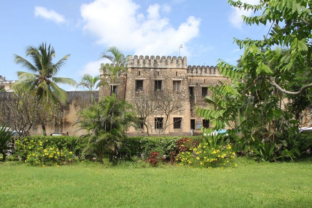 Zanzibar Stone Town Old Fort