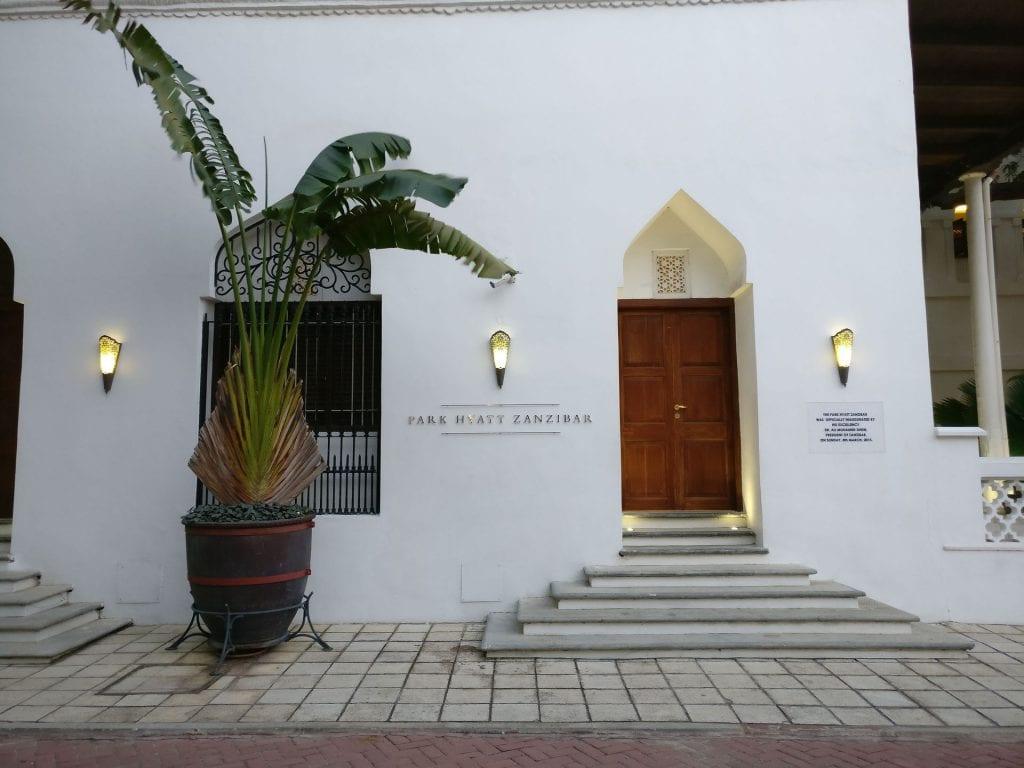 Zanzibar Stone Town Park Hyatt