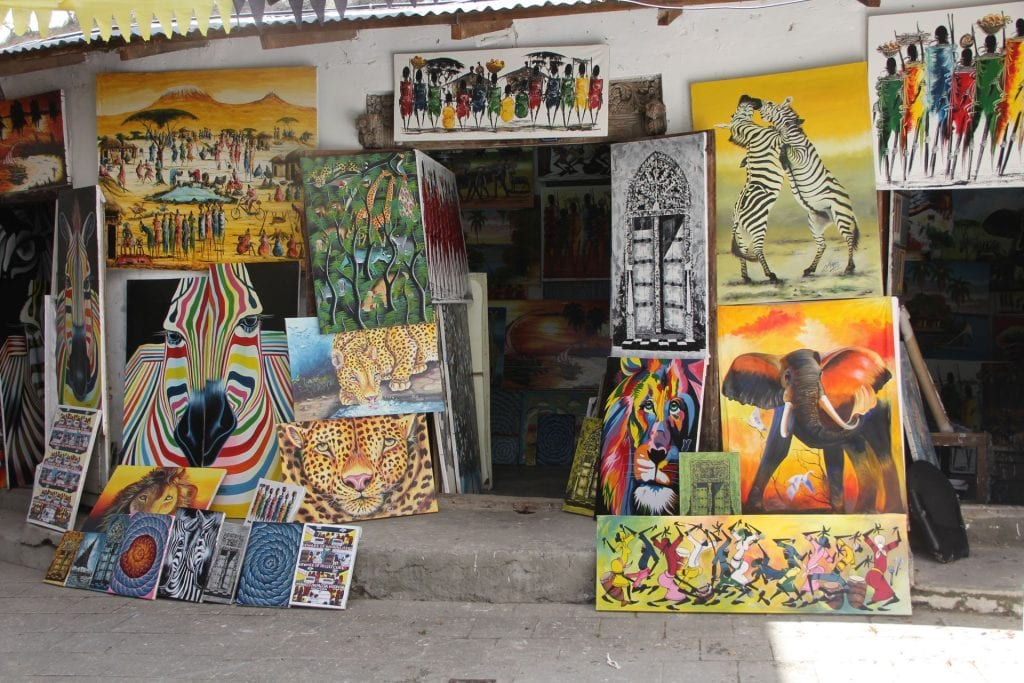 Zanzibar Stone Town Streets 2