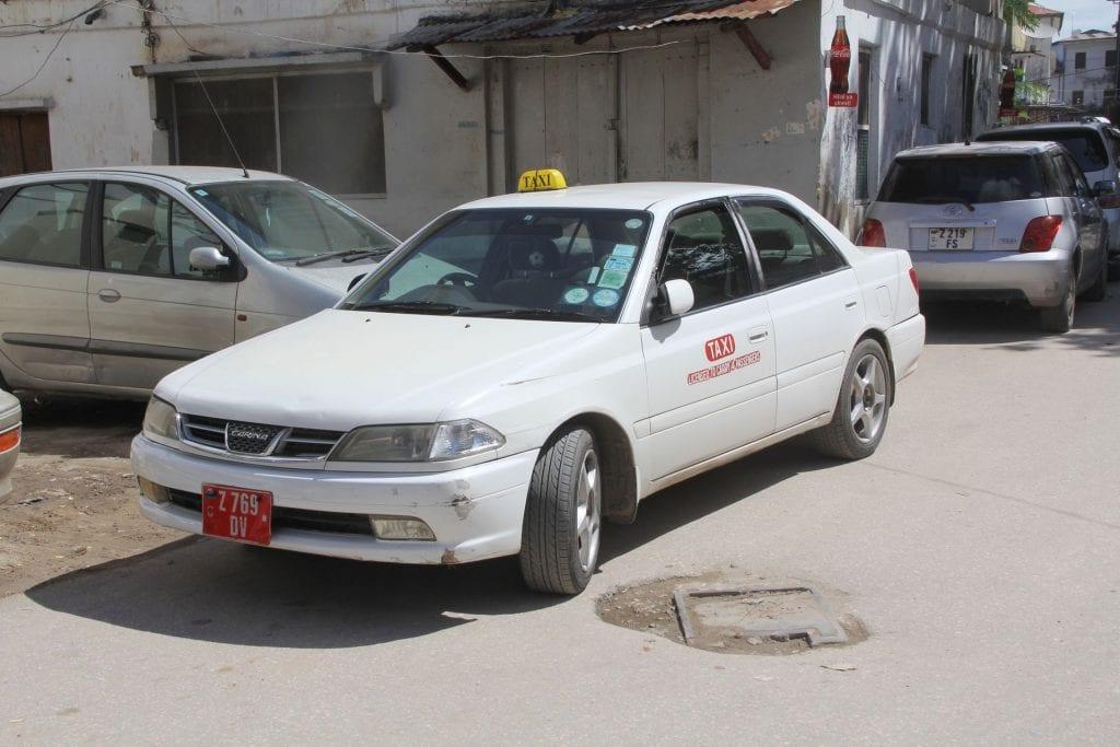 Zanzibar Stone Town Taxi