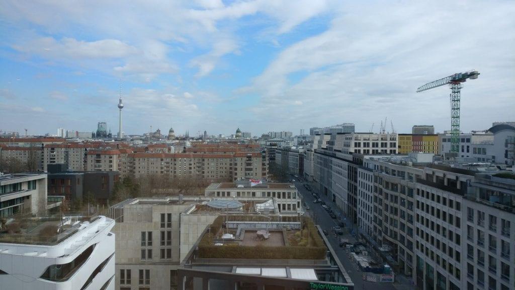 marriott berlin executive lounge aussicht