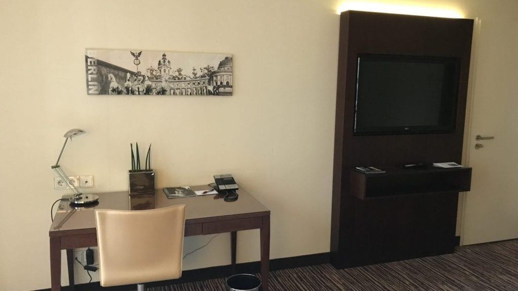 marriott berlin twin room zimmer