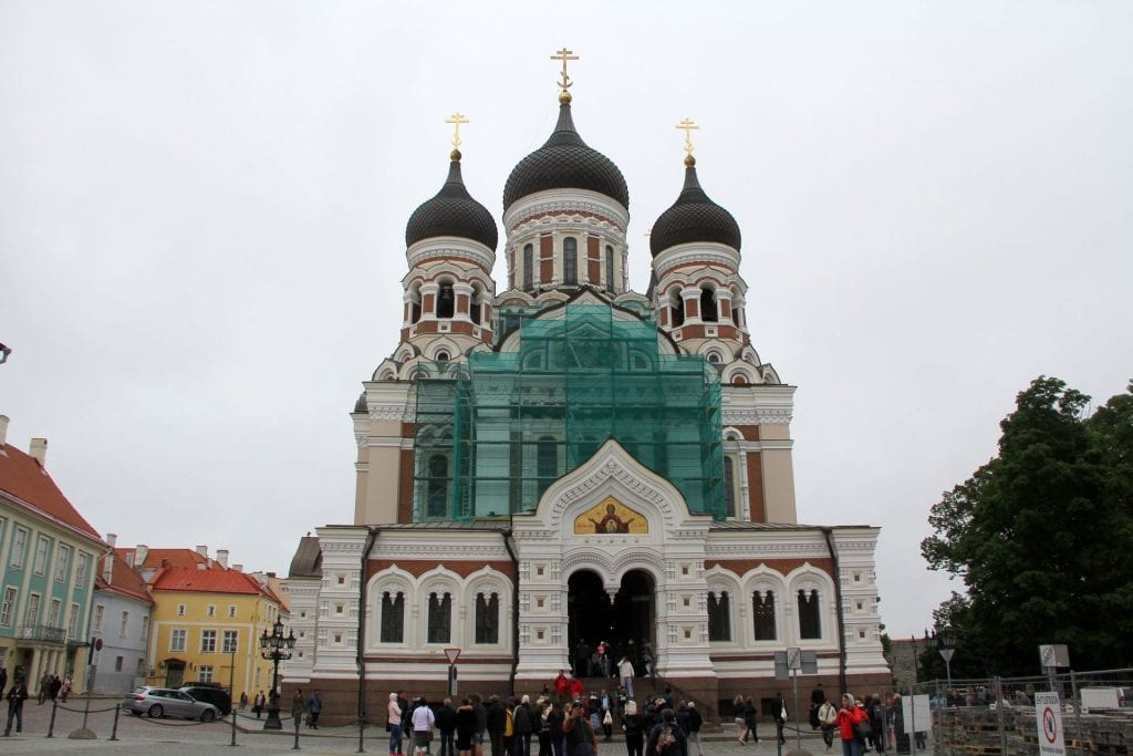 Alexander Nevsky Cathedral Tallinn 2