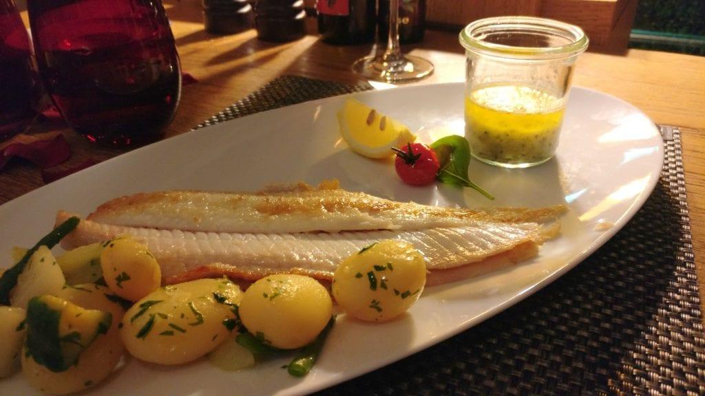 Althoff Seehotel Überfahrt Dinner 5