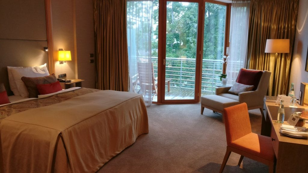 Althoff Seehotel Überfahrt Elegant Nature Room 3