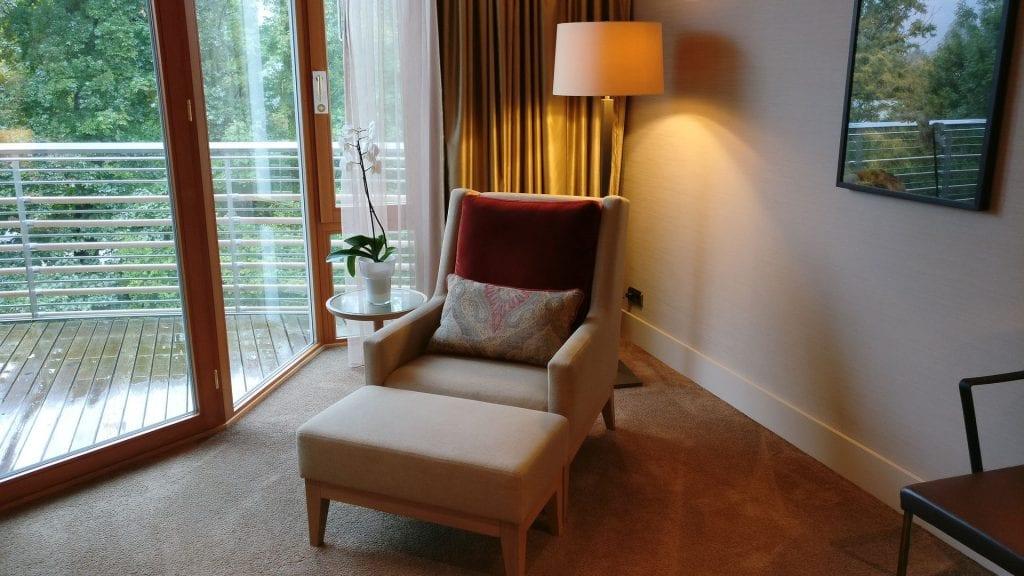 Althoff Seehotel Überfahrt Elegant Nature Room 6