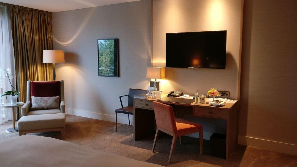 Althoff Seehotel Überfahrt Elegant Nature Room 9