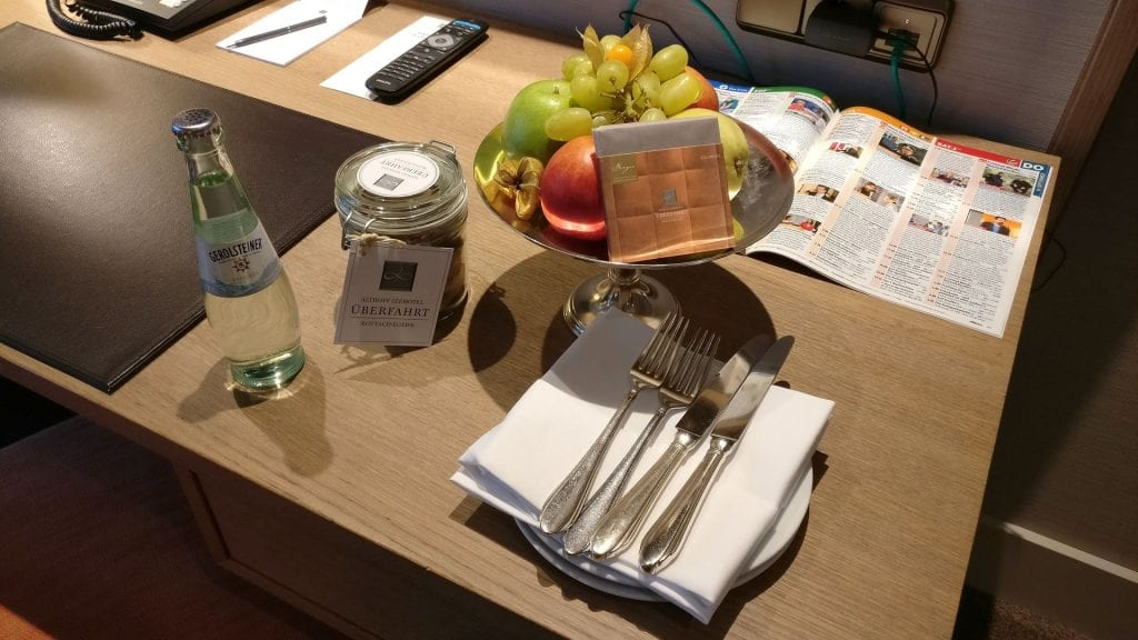 Althoff Seehotel Überfahrt Elegant Nature Room Geschenk