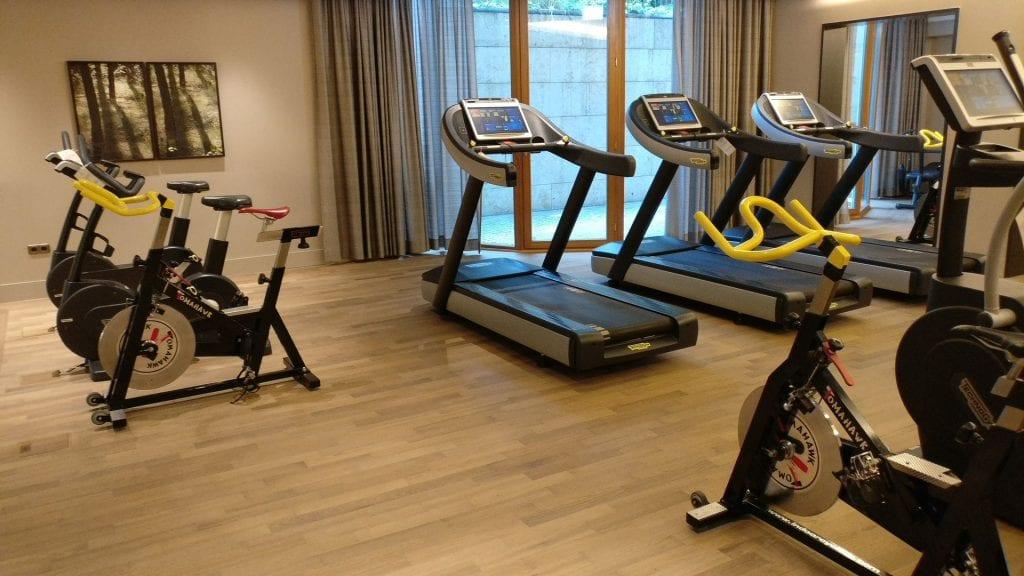 Althoff Seehotel Überfahrt Fitness 2