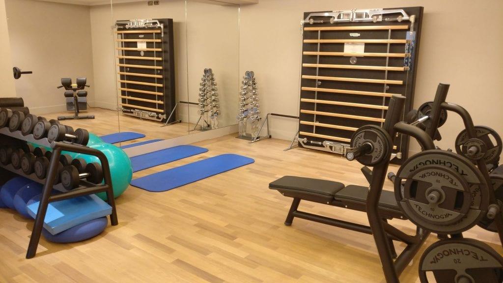 Althoff Seehotel Überfahrt Fitness 3