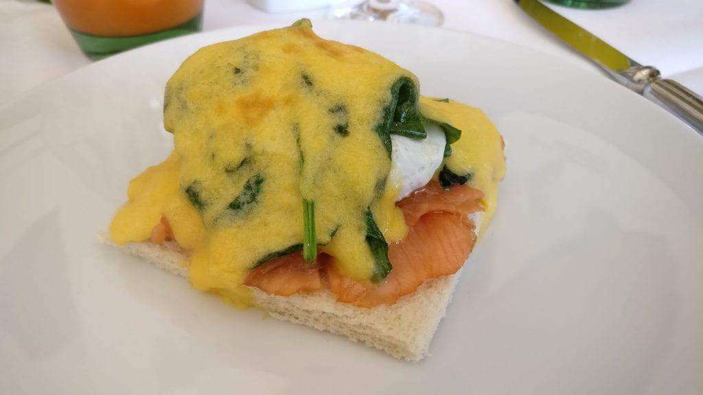 Althoff Seehotel Überfahrt Frühstück 9