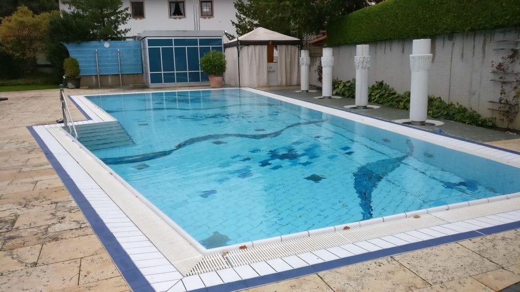 Althoff Seehotel Überfahrt Pool 5