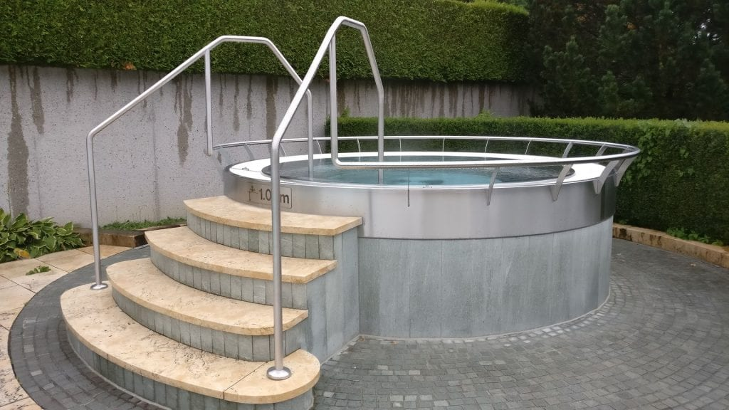 Althoff Seehotel Überfahrt Pool 6