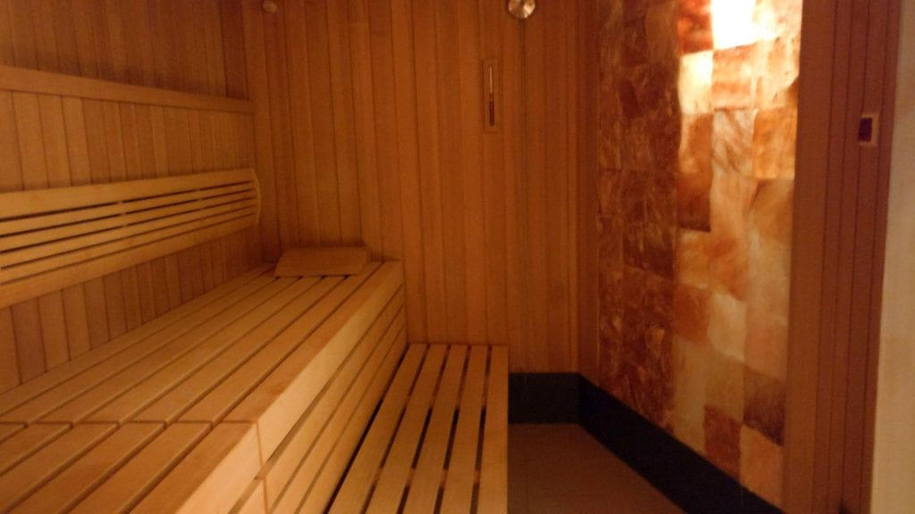 Althoff Seehotel Überfahrt Sauna