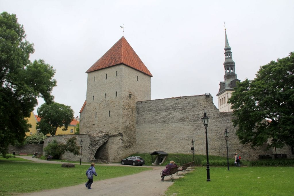 Bastion Passages Tallinn