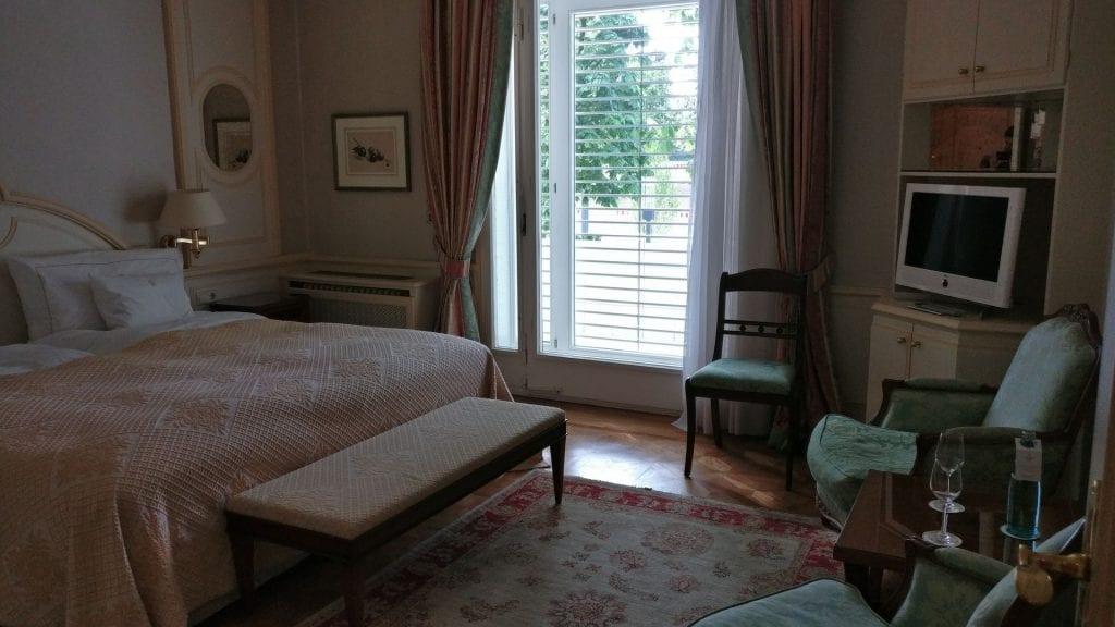 Colombi Hotel Freiburg Deluxe Room