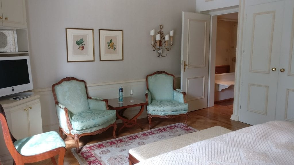 Colombi Hotel Freiburg Deluxe Room 3